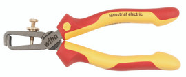 Wiha 32947 - Insulated Industrial Stripping Pliers