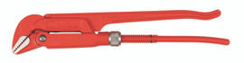 Pipe Wrench Narrow Style Jaw - 45°