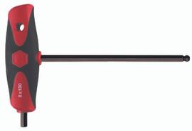 Wiha 33458 - Soft Grip Ball End Hex Metric T-handle