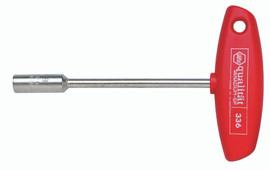 Wiha 33603 - T-Handle Metric Nut Driver 6.0mm