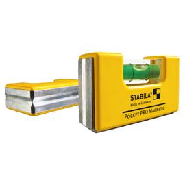 Stabila 11901 - Pocket Pro Magnetic Level W/Holster