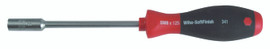 Wiha 34133 - SoftFinish® Metric Nut Driver 17.0mm