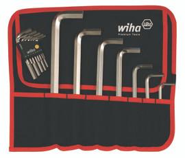 Wiha 35299 - Hex Inch Master L-Key 20 Pc. Set