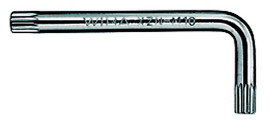Wiha 35512 - Triple Square XZN L-Key M12