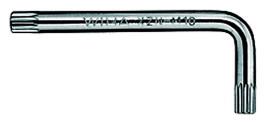 Wiha 35516 - Triple Square XZN L-Key M16