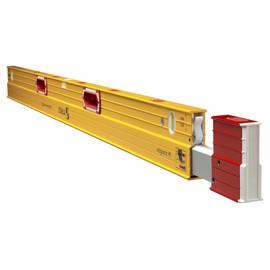 Stabila 34610 - 6'-10' Magnetic Plate Level 2
