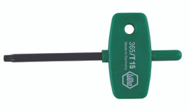 Wiha 36511 - Torx® Screwdriver Wing Handle T6-10Pc