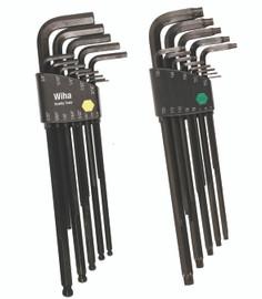 Wiha 36694 - Torx® and Hex L-Key 26 Pc. Set