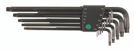 Wiha 36699 - Torx® Long Arm L-Key 13 Pc. Set