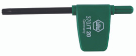 Wiha 37056 - Torx® Flag Handle Screwdriver T6, 10Pc