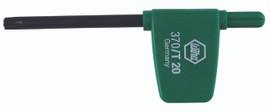 Wiha 37058 - Torx® Flag Handle Screwdriver T8, 10Pc