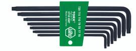 Wiha 37190 - MagicSpring Torx® L-Key 7 Pc. Set