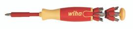 Wiha 38051 - Insulated Pop-Up Insert Bit Holder 14Pc.