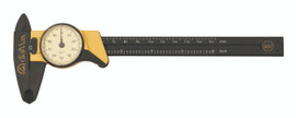 Wiha 41105 - ESD Safe Dial Caliper Inch