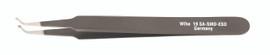 Wiha 55537 - ESD Safe Tweezers R10 SA - 117mm