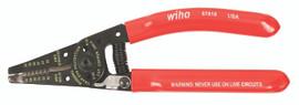 "Wiha 57818 - Wire Strippers & Cutters 7.25"""