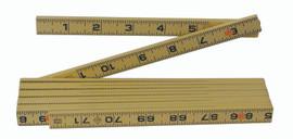 Wiha 61609 - MaxiFlex Inside Reading Folding Ruler