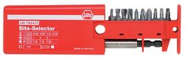 Wiha 79243 - Slotted, Phillips & Torx® Bit Selector