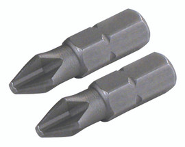 Wiha 71151 - Phillips Insert Bit #1 x 25mm 2 Pk