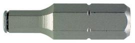 Wiha 71343 - MagicRing® Inch Hex Insert Bit 1/8