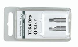 Wiha 71634 - TorxPlus® Insert Bit IP6 x 25mm 2Pk