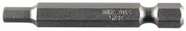 Wiha 74324 - Hex Inch Power Bit 9/64 x 50mm