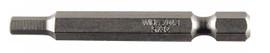 Wiha 74344 - Hex Inch Power Bit 1/8 x 70mm