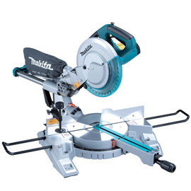 """Makita LS1017L - 10"""" Sliding Compound Mitre Saw With Laser"""