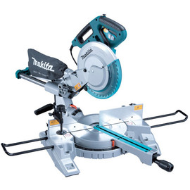 """Makita LS1018L - 10"""" Sliding Compound Mitre Saw With Laser"""