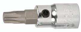 """Wiha 76113 - Torx® Bit Socket 1/4"""" Sq Drive T10"""