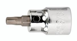 """Wiha 76312 - Torx® Bit Socket 3/8"""" Square Drive T9"""