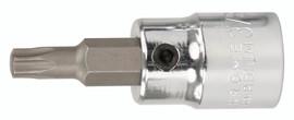 Wiha 76341 - Security Torx® Bit Socket 3/8 SqDr T50s