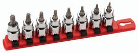 Wiha 76395 - Torx® Bit Socket 3/8 Sq Drive T9-T40