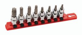 Wiha 76396 - Torx® Bit Socket 3/8 Sq Drive T20-T55