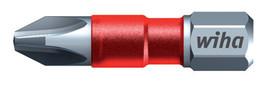 Wiha 76505 - Impact Insert Bit Pozidriv® #3 - 250 Pk.