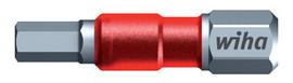 Wiha 76515 - Impact Insert Bit Hex 4.0mm - 250 Pk.