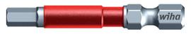 Wiha 76626 - Impact Insert Bit Hex 6.0mm - 25 Pc.