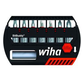 Wiha 76893 - Impact Insert Bit Buddy Set Hex In & MM