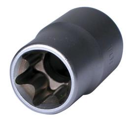 "Wiha 77306 - Torx® External Socket 1/4"" Drive E6"