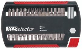 Wiha 79490 - Security XSelector Bit Set 31 Pc