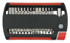 "Wiha 79493 - XLSelector 1/4"" Insert Bit 31 Pc. Set"