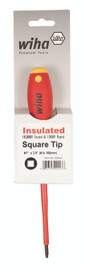 Wiha 92043 - Insulated Square Tip Driver #1 x 100mm
