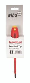 Wiha 92080 - Insulated #1 Pozidriv® Screwdriver