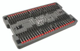 Wiha 92191 - Precision Drivers Tray Set 51 Pc