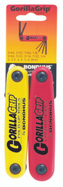 Bondhus 12522 - Fold-up Tool Double Pack (12587 & 12589)