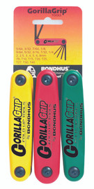 Bondhus 12533 - Fold-up Tool Triple Pack (12587, 12589 & 12634)
