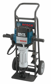 Bosch BH2770VCD - Brute™ Turbo Breaker Hammer with Deluxe Cart