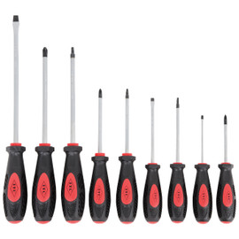 ITC 020906 - (IESD-9S) 9 PC Ergonomic Screwdriver Set