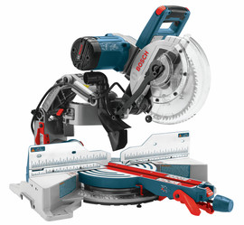 Bosch CM10GD - 10 In. Dual-Bevel Glide Miter Saw