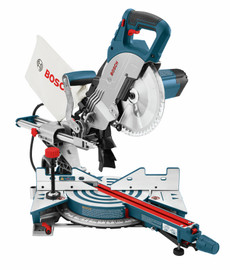 Bosch CM8S - 8-1/2 In. Single-Bevel Slide Miter Saw